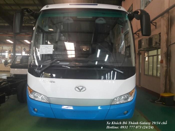 Xe khách Đô Thành Galaxy 29/34 chỗ, giao xe trong 30 ngày