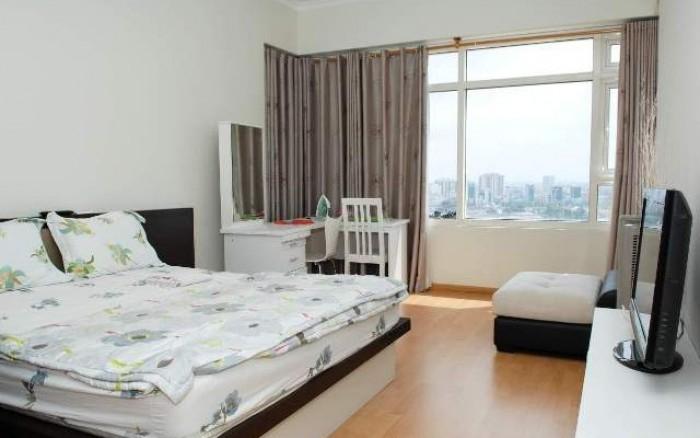 Gia đình bán lỗ căn hộ Sài Gòn Pearl 2pn, view thoáng