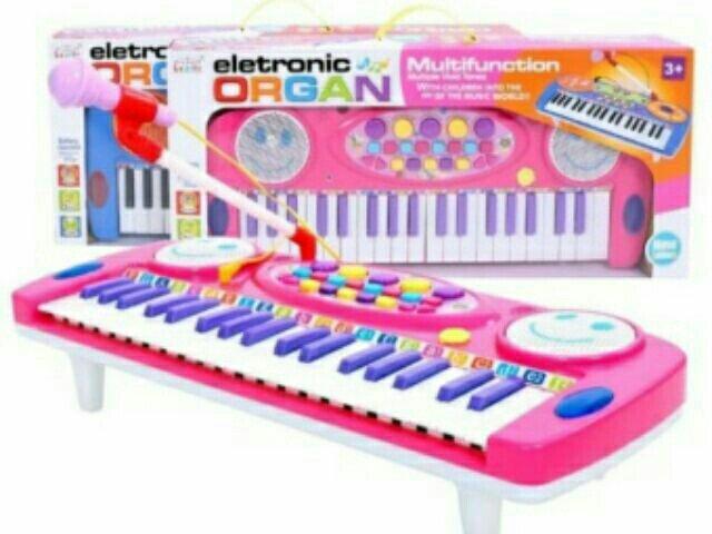 Đàn organ cho Bé0