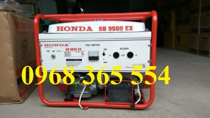 máy phát điện honda sh9500ex2