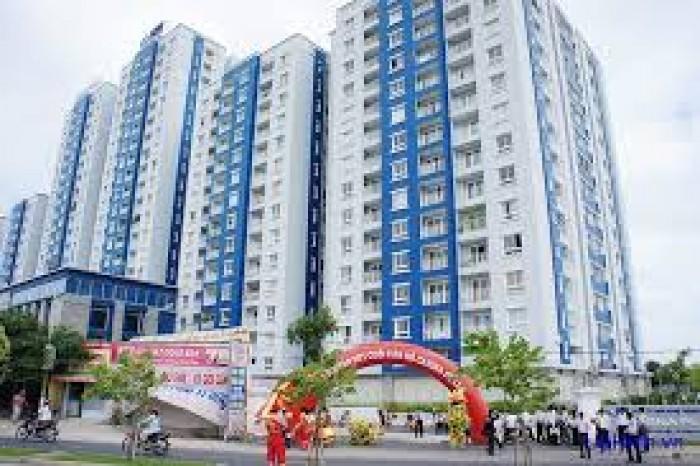 Bán gấp căn hộ Carina Q8, DT 105m, 2 phòng ngủ, 2WC, view Quận 1