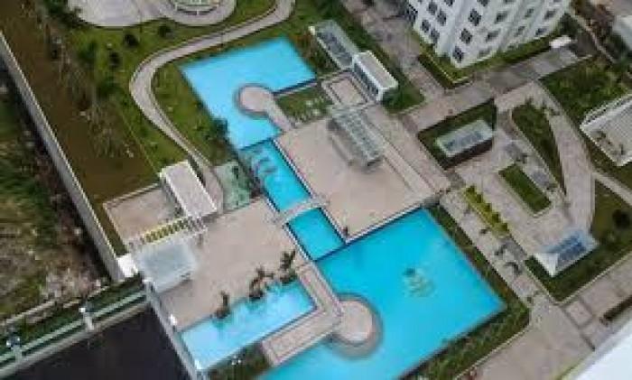 Cần bán căn hộ chung cư Giai Việt đường Tạ Quang Bửu Quận 8, Dt 78m2, 2 phòng ngủ