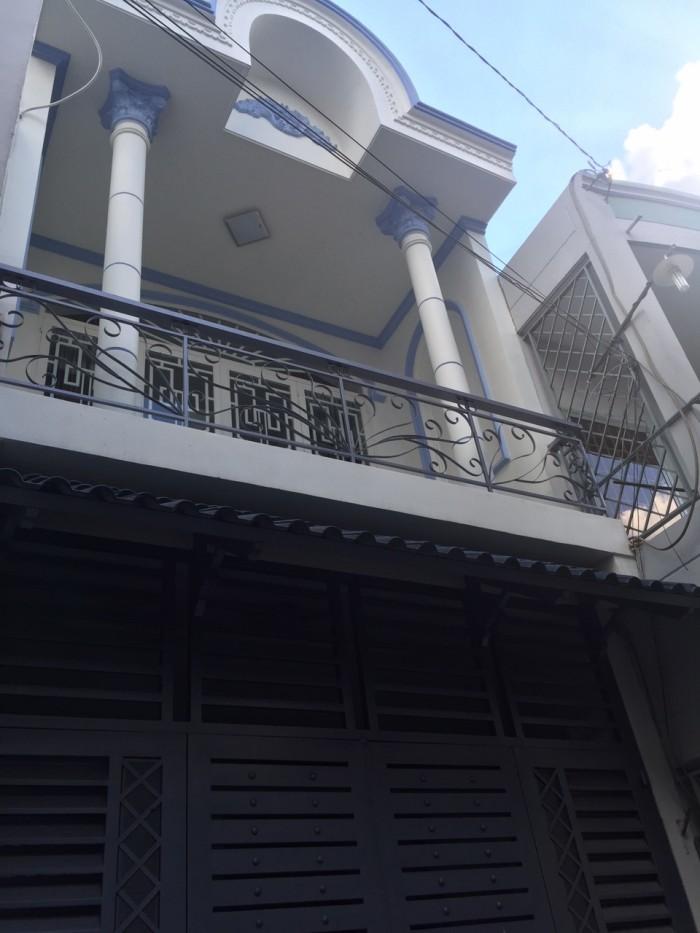 Bán Nhà Hẻm Đường Phạm Văn Chiêu, phường 14, Quận Gò Vấp