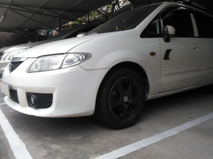 Mazda Premacy sản xuất năm 2002 Số tự động Động cơ Xăng