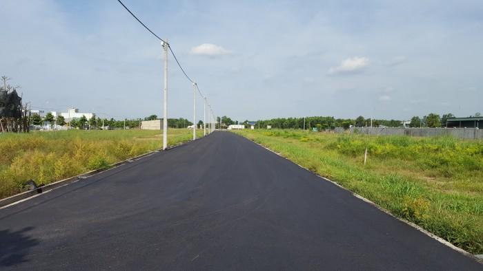 Bán đất mặt tiền đường QL1A gần đường Tránh Võ Nguyên Giáp, sổ đỏ riêng