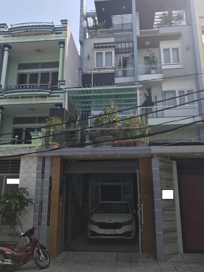Bán Nhà Mặt Tiền Đường Số 51, Phường14, Quận Gò Vấp