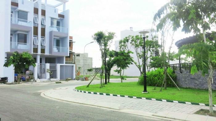 Đất ngay Trường Quốc tế Sài Gòn. 5x16m=80m2