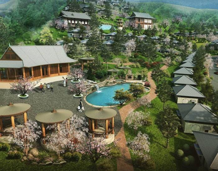 Bán biệt thự ohara villas & resort phong cách Nhật nghỉ dưỡng đẳng cấp.