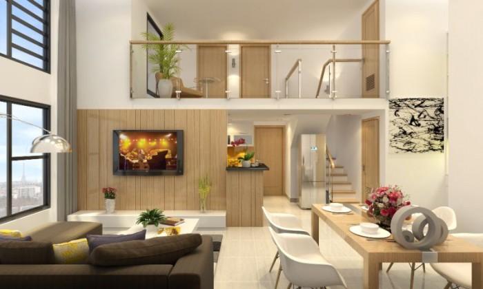 Dự án căn hộ TẦNG LỬNG đầu tiên tại Q2