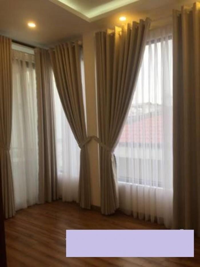 Bán Nhà lầu cao cấp 2 Mặt Tiền Hẻm Quang Trung, Phường 10, Gò Vấp, 8,2 x 8m, 1 trệt + 3 Lầu