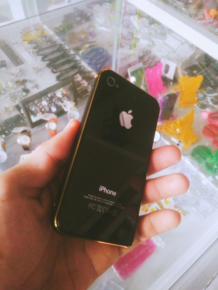 Iphone 5 cần bán gấp0