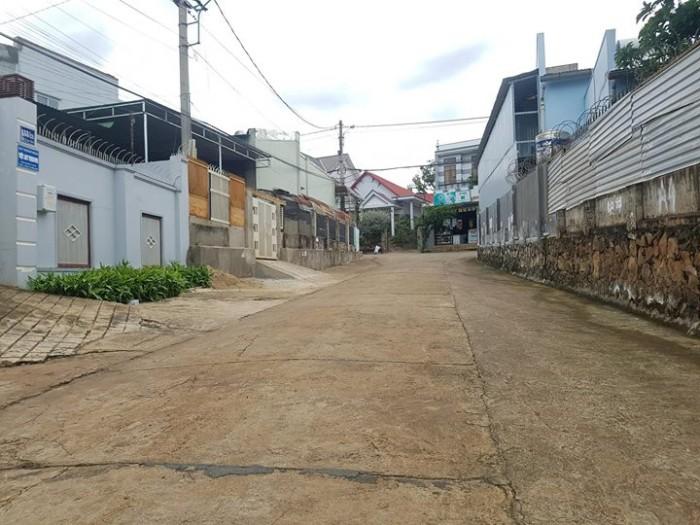 Lô đất thổ cư 2 mặt tiền Phan Đình Phùng