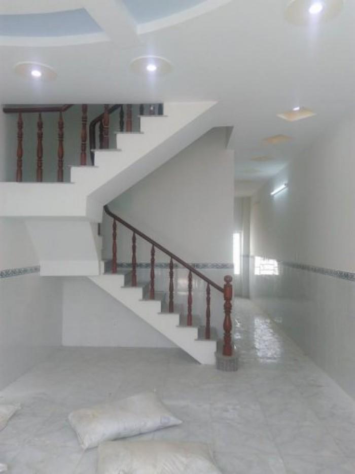 Bán nhà mặt tiền đường Hùng Vương,TP Tân An,Long An Giá Rẻ