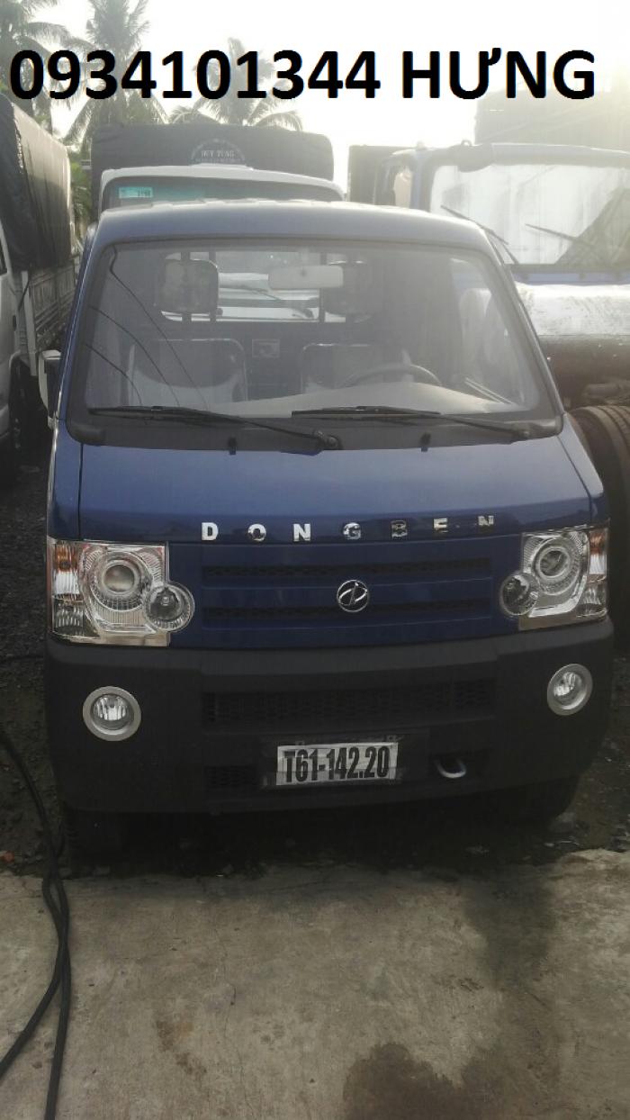 Xe tải nhẹ Dongben 870kg/810kg/770kg. Hỗ trợ vay ngân hàng 70% 0