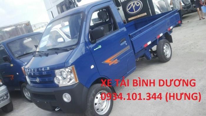 Xe tải nhẹ Dongben 870kg/810kg/770kg. Hỗ trợ vay ngân hàng 70% 2
