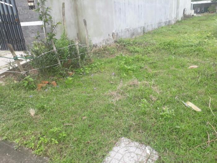 Bán đất mặt tiền đường 4 lò lu gần chợ Trường Thạnh DT ( 4x25m)