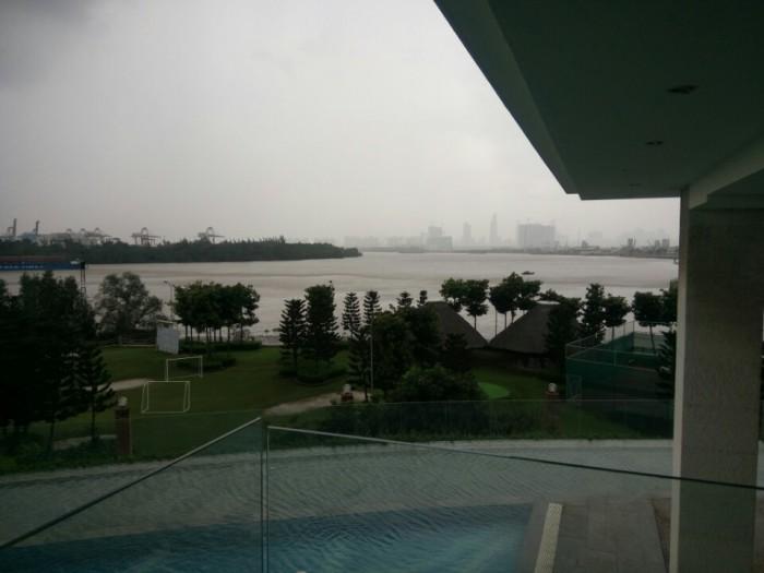 Cần bán căn penthouse Đảo Kim Cương quận 2 view sông và Quận 1 tuyệt đẹp, 561 m2