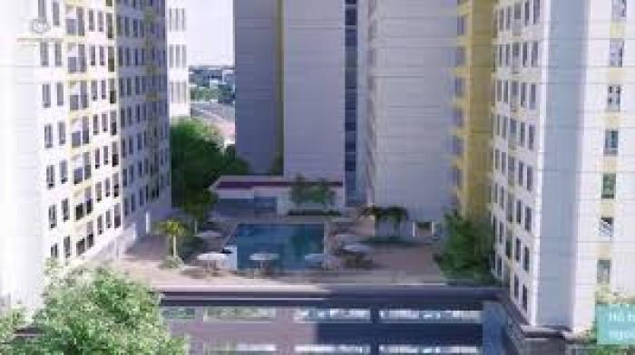 Bán căn hộ City Gate Q8, DT 73m, 2 phòng ngủ, 2WC, căn góc, view Quận 1