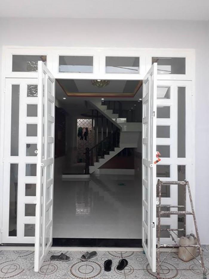 Bán gấp nhà hẻm đường Nguyễn Văn Bứa Hóc Môn, Diện Tích 5x16m SHR