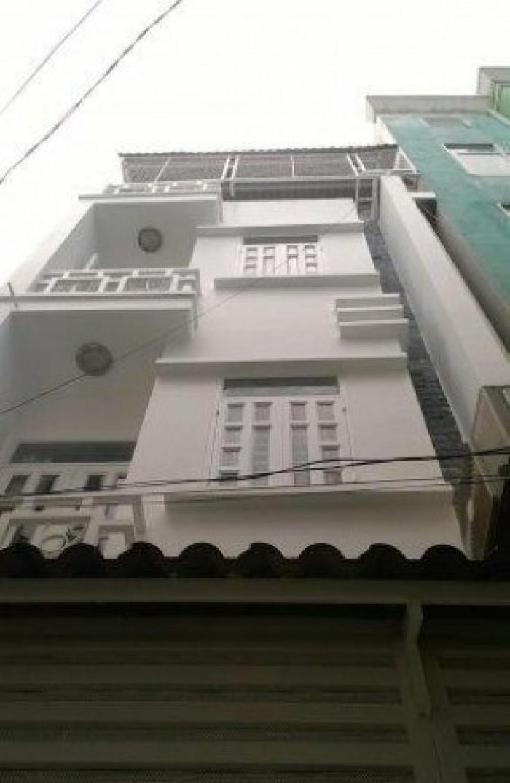 Đáo hạn ngân hàng bán gấp nhà HXH 6m Thích Quảng Đức, P.5, Q.PN.
