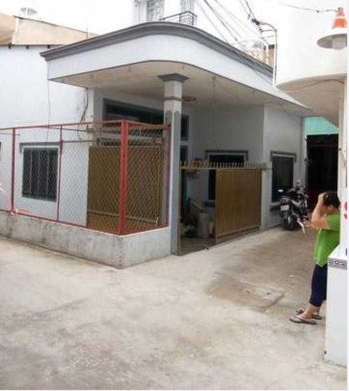 Bán Nhà Hẻm 417 Quang Trung, Phường 10, quận Gò Vấp, 5 x 8,3m, Cấp 4