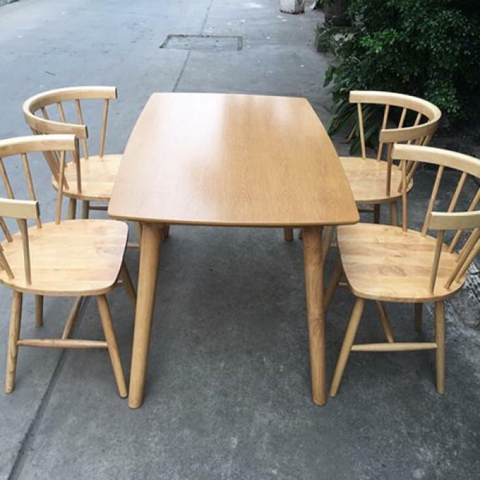 Bàn ghế gỗ cao cấp  giá tại nơi sản xuất.0