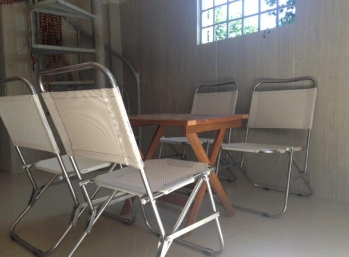 Xả gấp 500 ghế cafe inox lưới mới..2