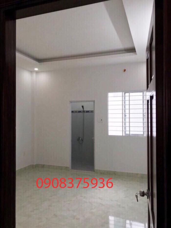 Cần bán nhà Huỳnh Tấn Phát,Nhà Bè.DT:4,5x20m,3 lầu.