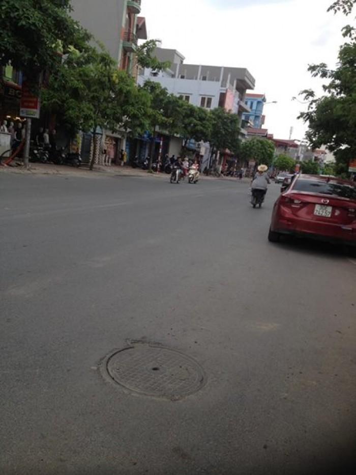 Cần bán mảnh đất 77.4m2 có mặt tiền 5m ở Ngô Xuân Quảng-Trâu Quỳ.