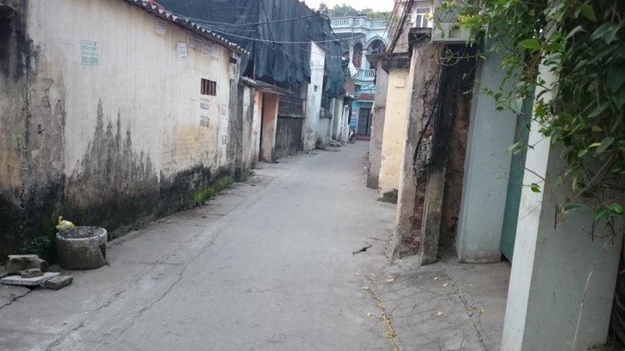 Bán đất Hào Nam cách phố 1 nhà,  giao giữa Đống Đa và Ba Đình.