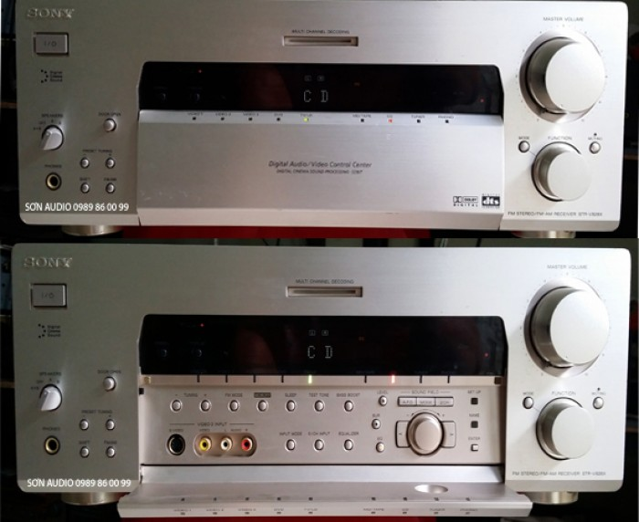 Amply Sony STR V828X10