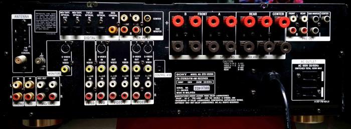 Amply Sony STR V828X6
