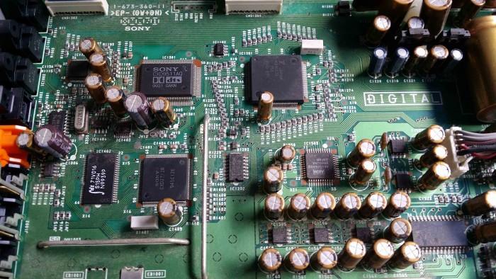 Amply Sony STR V828X1