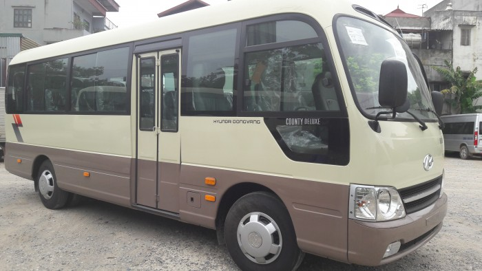 Bán xe county dongvang 29 đời 2013