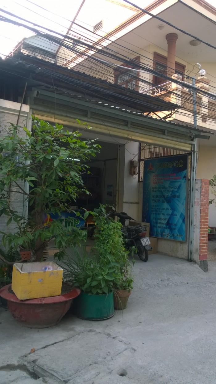 Nhà Bán Nguyễn Hữu Trí,  thị trấn Tân Túc, Bình Chánh