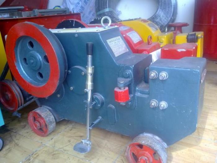 Bán máy chặt sắt Gq40,máy bẻ sắt GW400