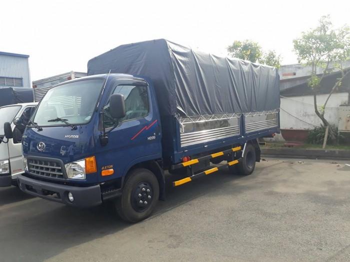 Tặng Khuyến Mãi Trước Bạ Mua Xe Tải Hyundai HD99 6,5 Tấn Đô Thành - Hyundai HD99 6,5 tấn Đô Thành