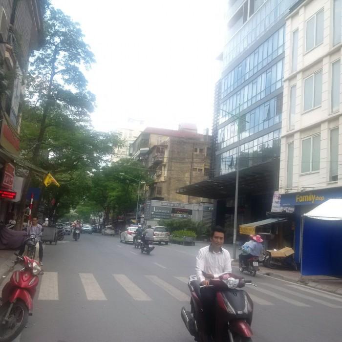Bán nhà mặt ngõ 48 Tạ Quang Bửu, Bách Khoa 120m2 x 3 tầng  kinh doanh cực tốt