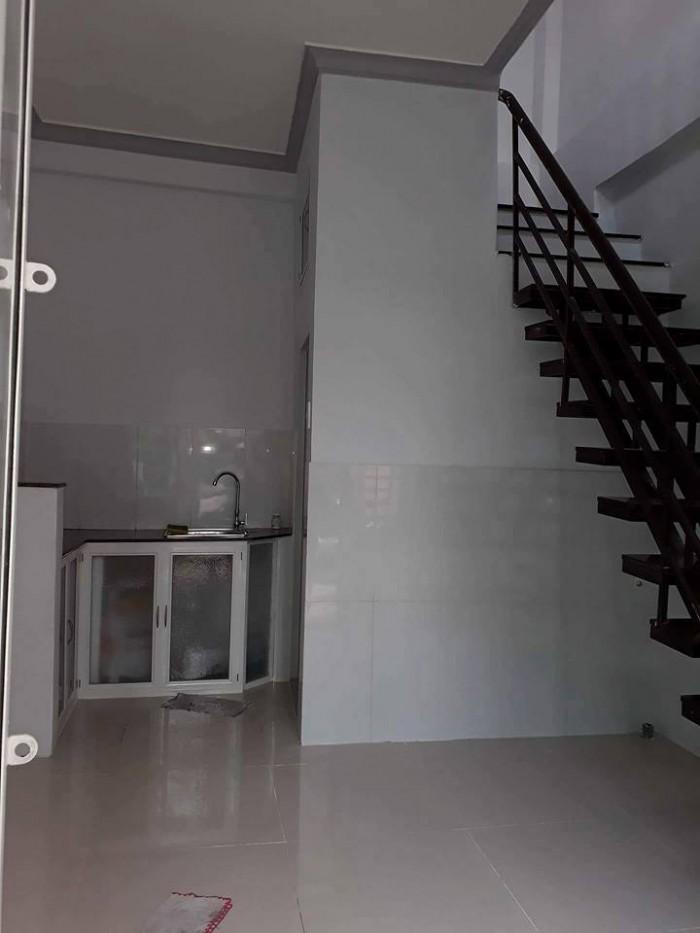 Nhà HXH Nơ Trang Long, Q.PN, 4x3.5m, 3 tầng.
