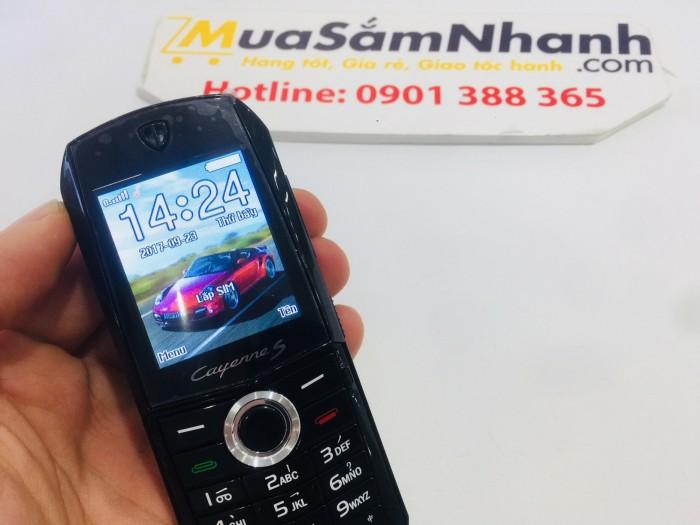 Điện thoại  PC-911 2017, Thép Cao Cấp Tích hợp công nghệ thay đổi giọng nói - MSN1812541