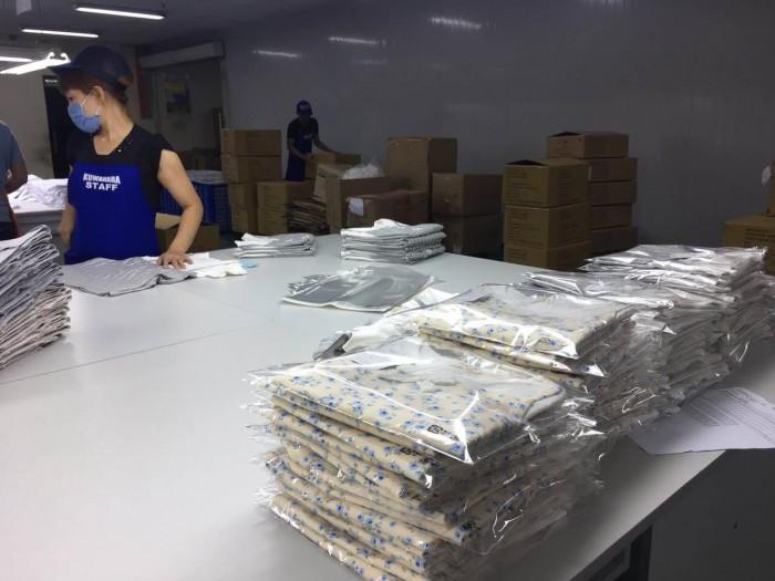 Nhận may áo thun đồng phục công ty, doanh nghiệp, tổ chức - Xưởng may gia công Trang Trần