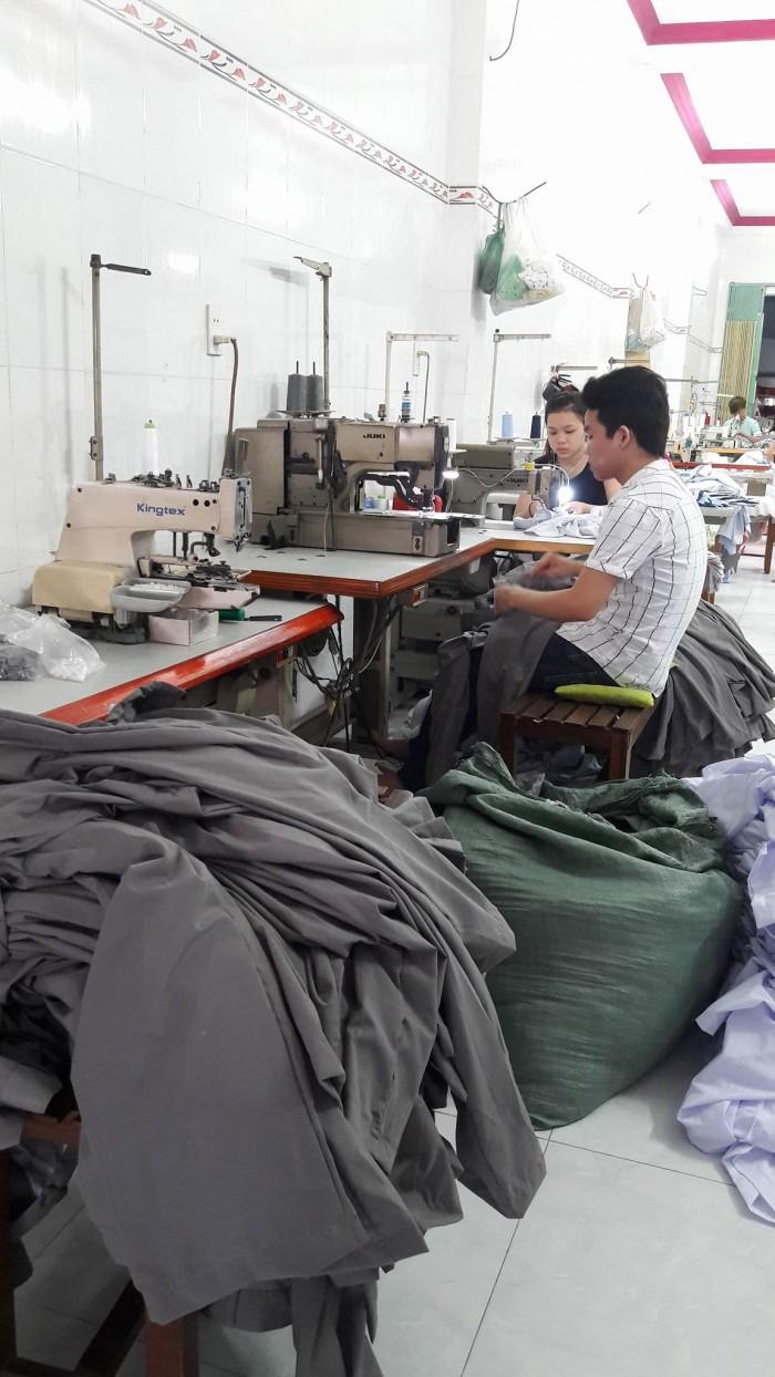 Đồng phục áo thun công ty nổi bật