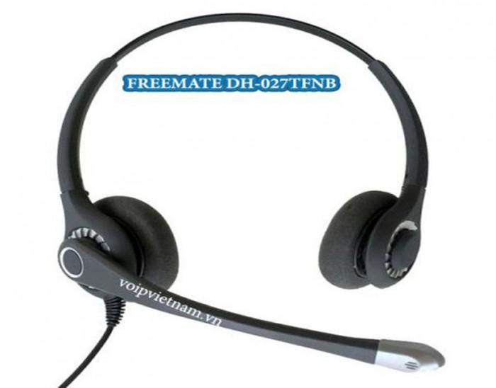Tai nghe Freemate DH-027TFNB