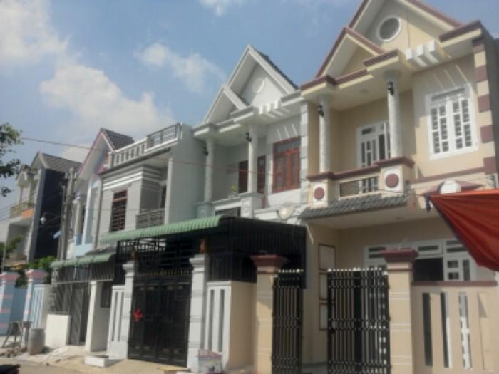 Bán Nhà Trả Góp Không Lãi Suất, Nguyễn Văn Bứa, Hóc Môn, Không Cần Chứng Minh Thu Nhập