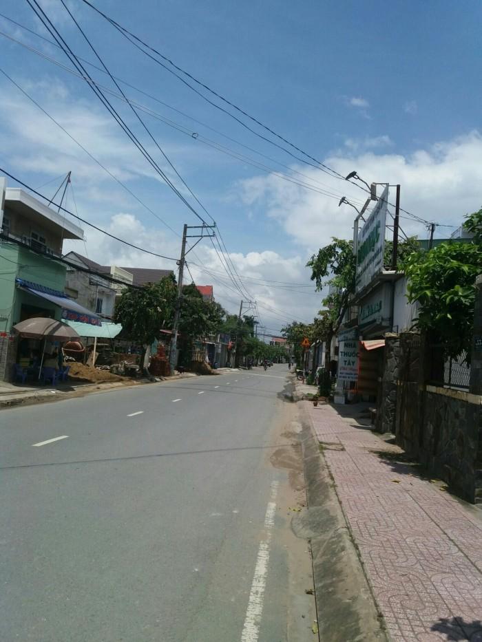 Cần bán nền đất thổ cư. MT đường Cầu Xây Hoàng Hữu Nam, P. Tân Phú, Q9, 361m2