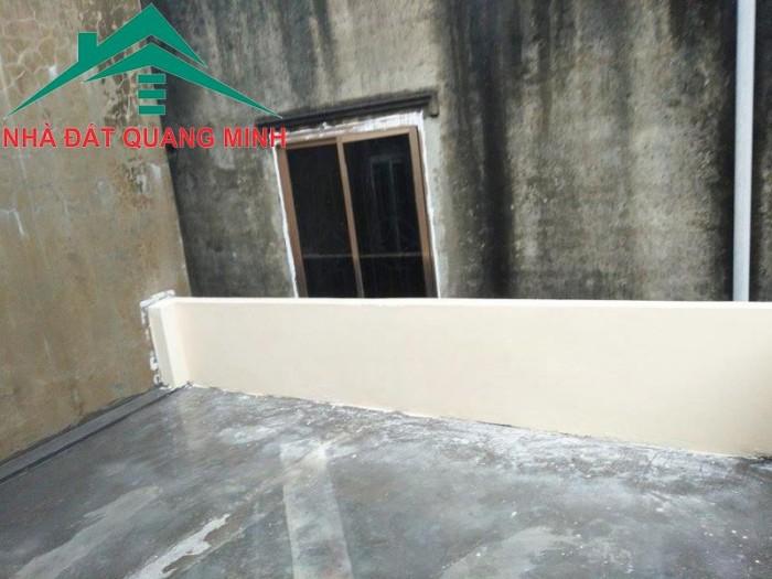 Bán nhà 2.5 tầng số 1/5/400 Miếu Hai Xã, dtmb 28m2, hướn: Tây bắc