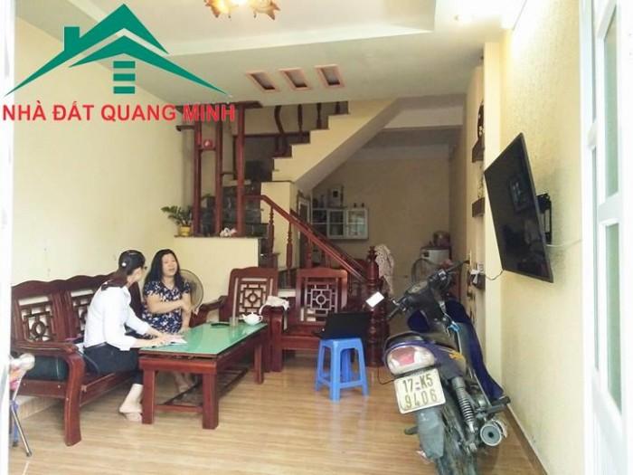 Bán nhà 3 tầng số 31/47/492 Khúc Thừa Dụ, DT 30m2, Hướng Tây Nam