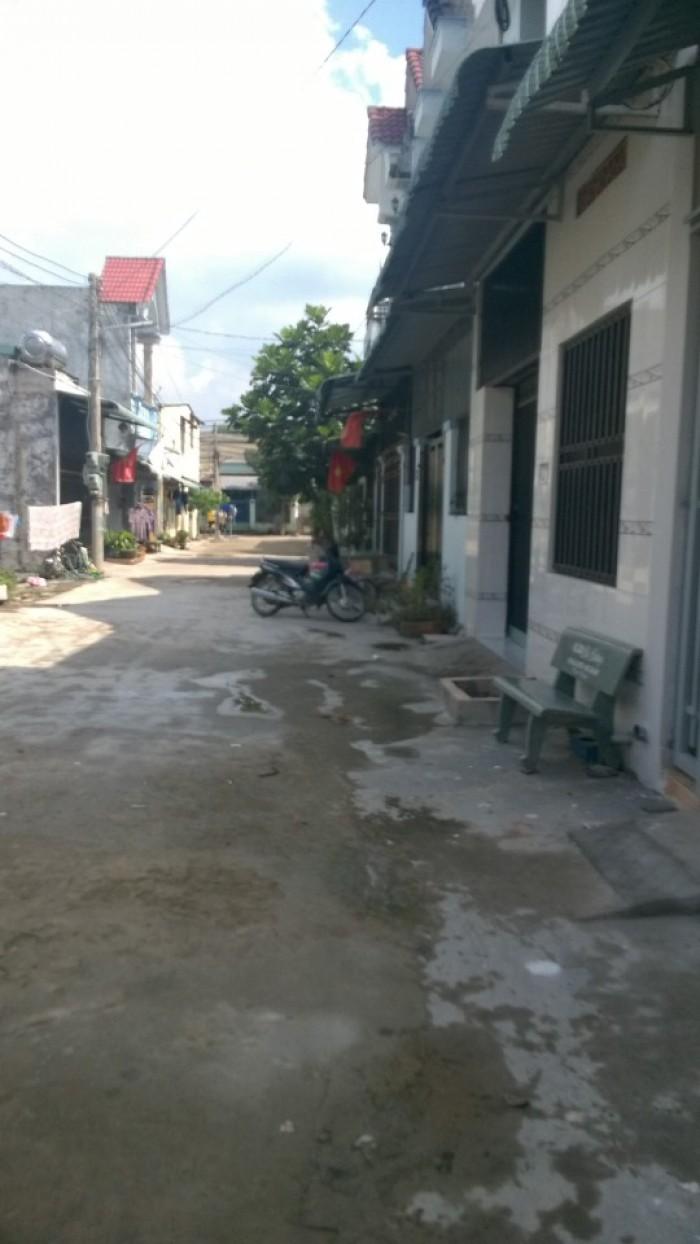 Bán Nhà 1 Lầu, 1 Trệt, Sổ hồng riêng-  đường Bình Chuẩn 17, Thị xã Thuận An