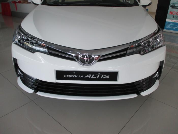 Toyota Corolla Altis 2017 - Hỗ Trợ 100% Phí Trước Bạ
