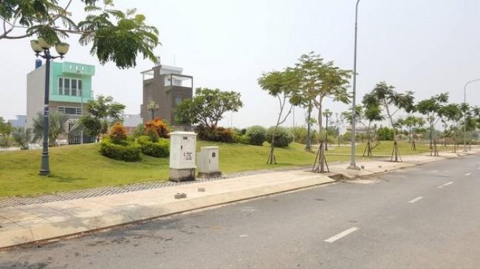 Đất nền TT TP Tân An, gần TTTM Vincom mặt tiền đường 25m